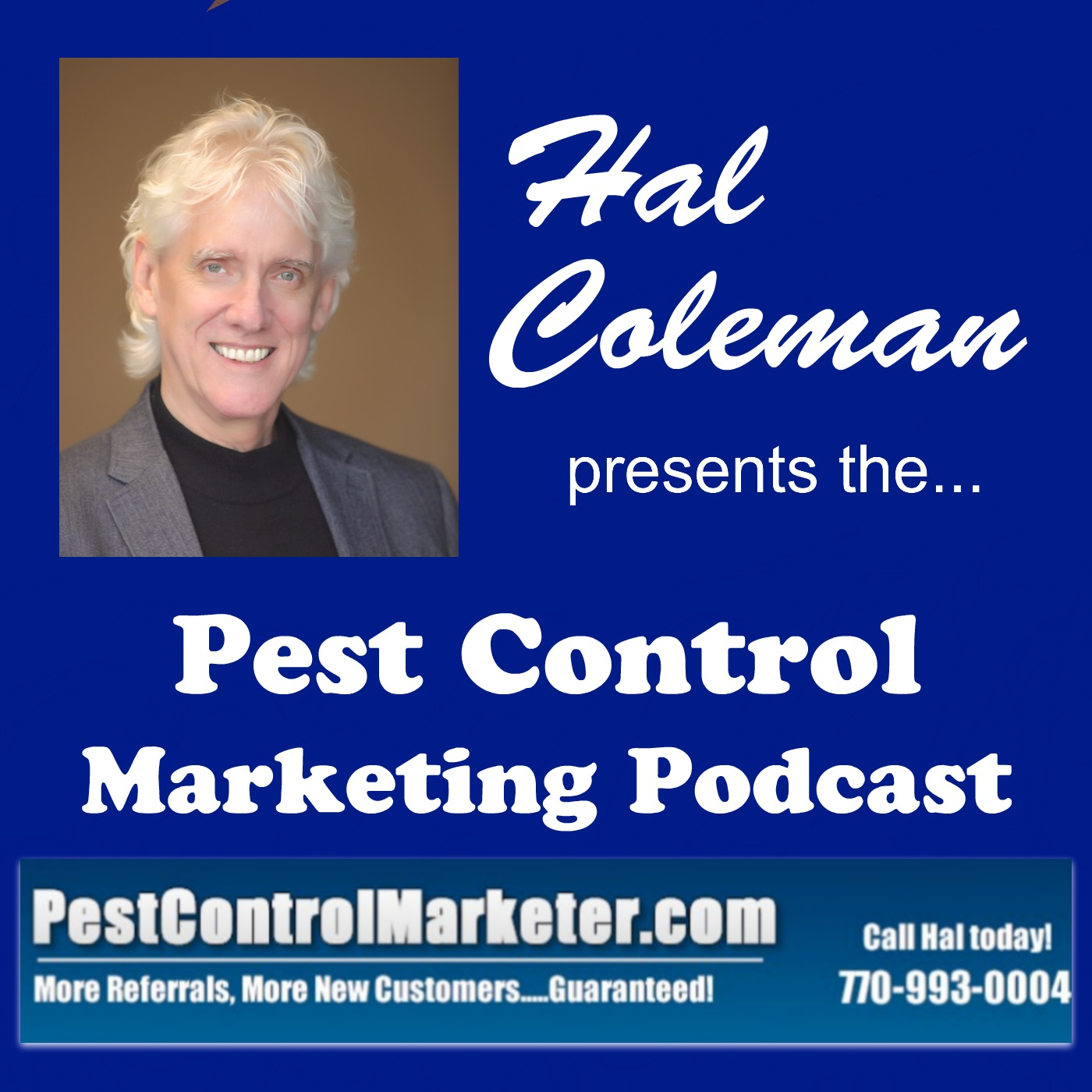Pest Control Marketing Podcast